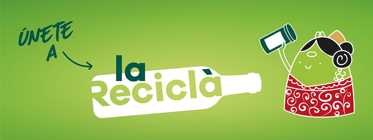 Únete a la Reciclà